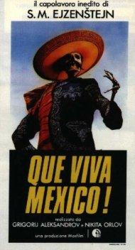 """¡Que viva México!"" S. Eisenstein(1932)"