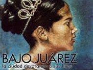 """""""Bajo Juárez"""" A. Sánchez Orozo y J. Antonio Cordero(2006)"""