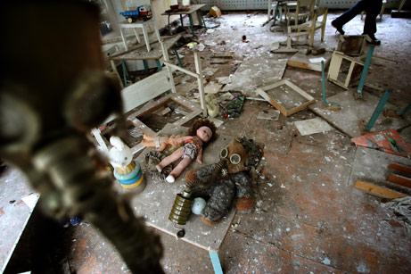 """Chernóbil, la noche del fin del mundo"""" Plural Entertainment ..."""