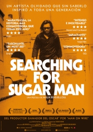 """Searching for Sugar Man"" Malik Bendjelloul (2012- Reino Unido)"